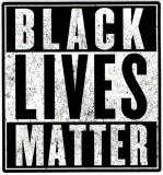 "Black Lives Matter - Small Bumper Sticker / Decal (2.75"" X 3"")"