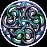 Celtic Grace - Bumper Sticker / Decal