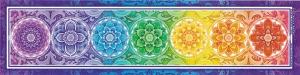 """Chakra Prana - Bumper Sticker / Decal (11"""" X 2.75"""")"""