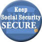 Keep Social Security Secure - Button