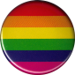 Rainbow - Button