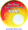 Get Your Energy From The Sun - Button