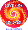 Love One Another - Button