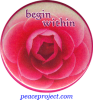 "Begin Within - Button / Pinback (1.5"")"