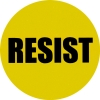 "Resist - Button / Pinback (1.5"")"