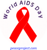 B542 - World AIDS Day - Button