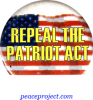 B724 - Repeal The Patriot Act - Button