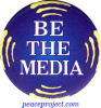Be The Media - Button