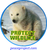 Protect Wildlife - Button