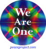 We Are One - Button