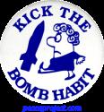 B0002 - Kick the Bomb Habit - Button