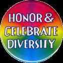 Diversity / LGBT Buttons