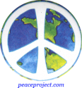 Peace Signs Buttons