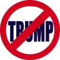 "No Trump - Button / Pinback (1.75"")"