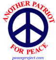 B335 - Another Patriot For Peace - Button