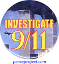 Investigate 9/11 - Button