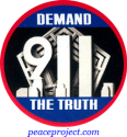 9/11: Demand The Truth - Button