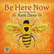 Be Here Now - 2018 Wall Calendar