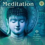 Meditation - 2017 Wall Calendar