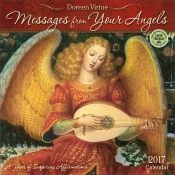 Messages from Your Angels - 2017 Wall Calendar