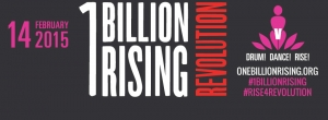 V- Day Today! - One Billion Rising is the biggest mass action to end violence against women in human history