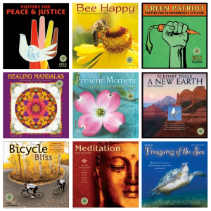 2015 Calendars Now Available - Over 30 Artful Spiritual and Social Change Calendars!