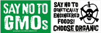 Anti-GMO and GE