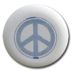 Peace Frisbees
