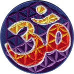 PS61 - Om Symbol - Patch