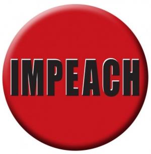"Impeach - Button / Pinback (1.75"")"