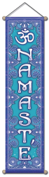 Namaste - Small Affirmation Banner