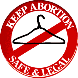 Keep Abortion Safe And Legal Button Peace Resource Project