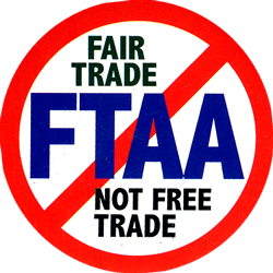 free trade is not fair trade Critics of free trade want it to be fairer, while proponents of free trade think making it fairer places an undue burden on governments the economist recently had an.