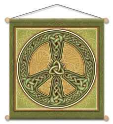 Celtic Peace - Meditation Banner