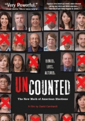 DVD183 - Uncounted: The New Math of American Elections DVD