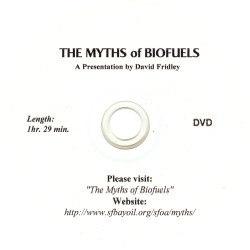 DVD184 - The Myths of Biofuels DVD