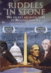 Riddles in Stone: The Secret Architecture of Washington, D.C. DVD
