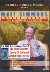 DVD058 - Matt Simmons: Energy Banker - DVD