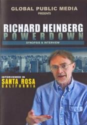 DVD059 - Richard Heinberg: Powerdown DVD