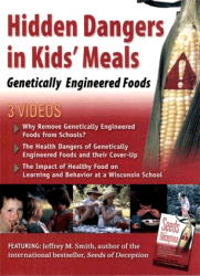 DVD078 - Hidden Dangers in Kids' Meals: Genetically Engineered Foods DVD