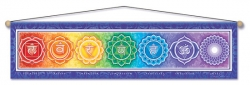 Chakra Energy - Entry Blessing Banner