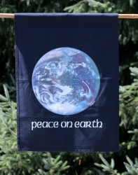 Peace on Earth - Flag