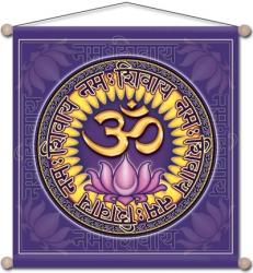 Aum Namah Shivaya - Meditation Banner