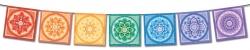 Chakra Prana String - Flag