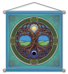 Tree of Life - Meditation Banner