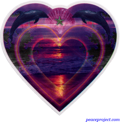 Heart Ocean Dreams - Window Sticker / Decal