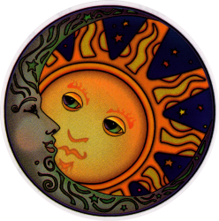 Moon Tales - Window Sticker