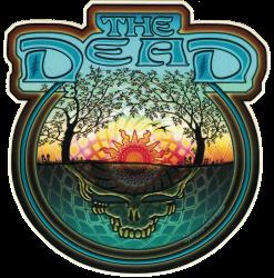 """Grateful Dead Summer Tour '04 - Window Sticker / Decal (5.5"""" X 5.5"""")"""