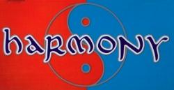 """Harmony - Window Sticker / Decal (5"""" X 2.5"""")"""