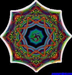 Prism Lotus - Window Decal